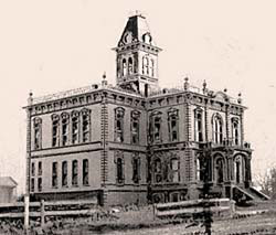 The 1889 Umatilla County Courthouse