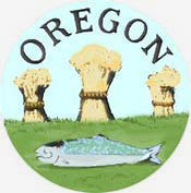 The Oregon provisional government seal