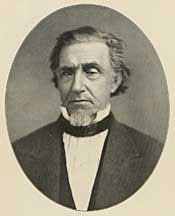 Portrait of Luther Elkins