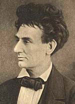 An image of a young Abraham Lincoln