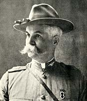Photo of General Owen Summers in military attire.