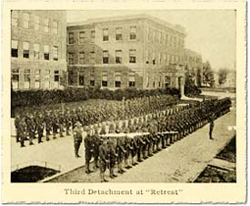 Student Army Training Corps