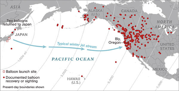 Map Of America And Japan.Oregon Secretary Of State Bombs Fall On Oregon Japanese Attacks On