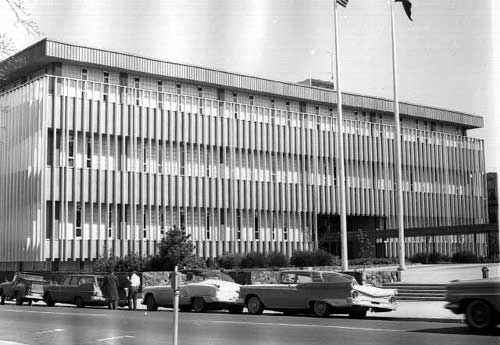1959 Lane County Courthouse.