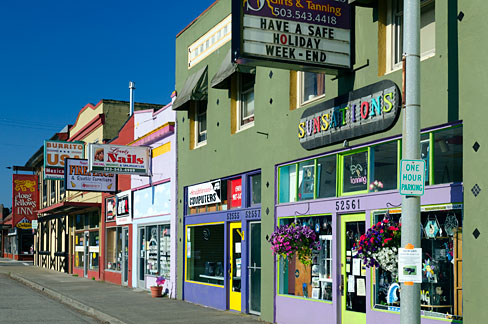 Downtown Scappoose Businesses