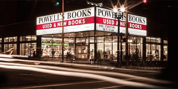 Powell's Books Building