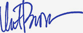Kate Brown signature