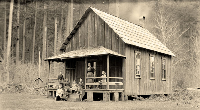 one room schoolhouse in early 1900s