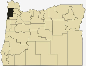 Oregon Secretary Of State Tillamook County