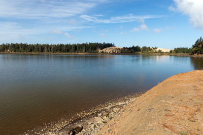 waters of Coos Bay
